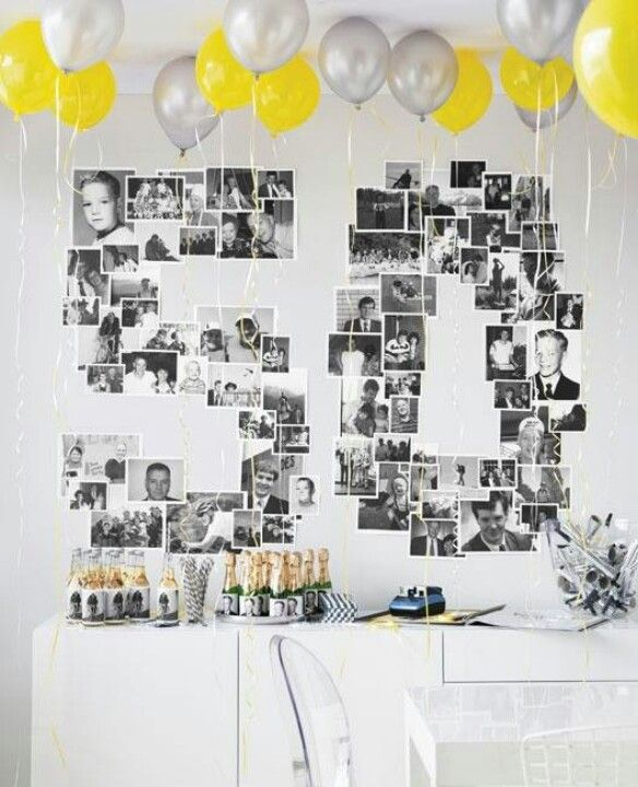 25+ Best Ideas About 50th Birthday Party Decorations On