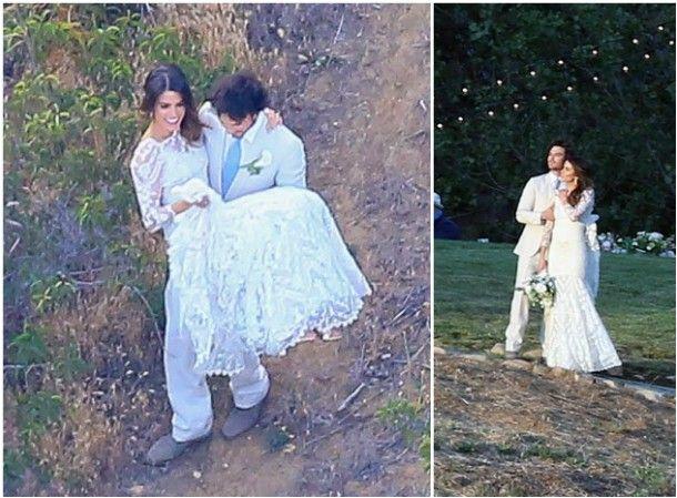casamento-Nikki Reed-e-Ian Somerhalder-2015:CASAMENTOS MAIS BUSCADOS NO GOOGLE EM 2015 Os mais comentados casórios dos famosos em 2015, segundo o Google. Tudo em um só post, para relembrar e se inspirar…