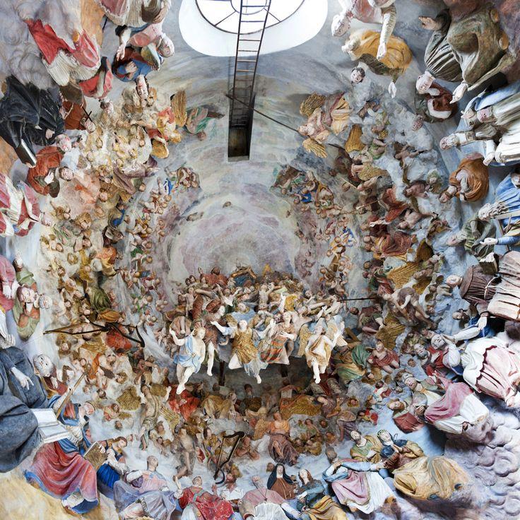 Sacro Monte di Crea a Serralunga (AL) | Scopri di più nella sezione Itinerari del portale #cittaecattedrali