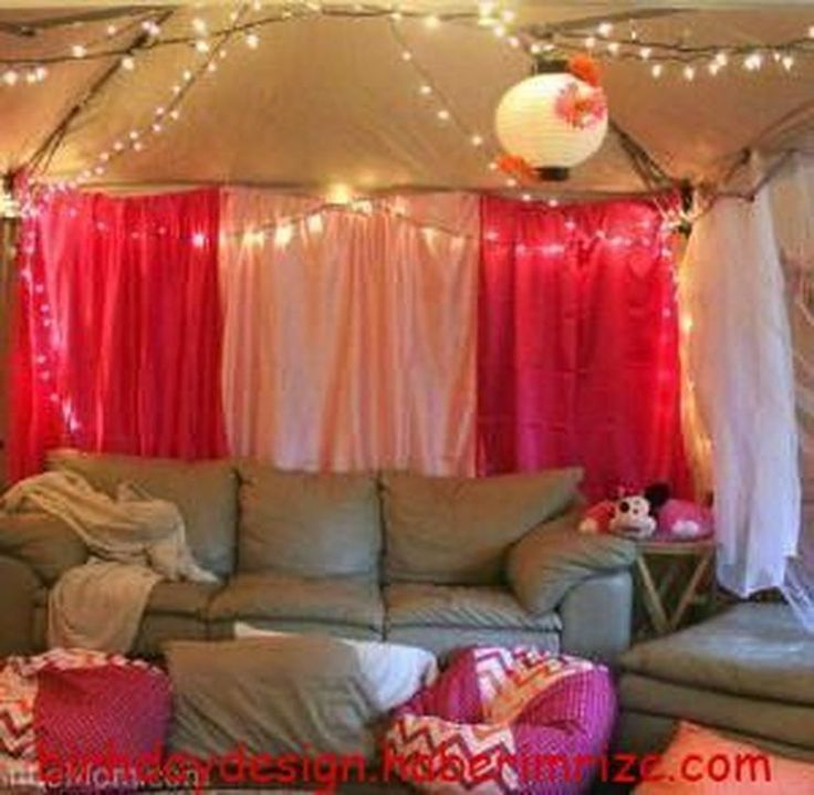 47 Romantic Teenage Girl Birthday Party Design Ideas That -9178