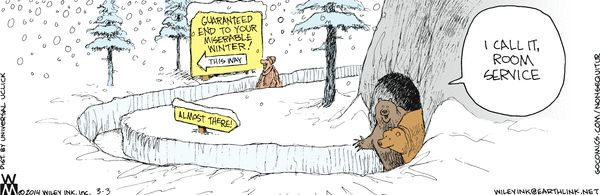 Non Sequitur Comic Strip on GoComics.com March 3, 2014
