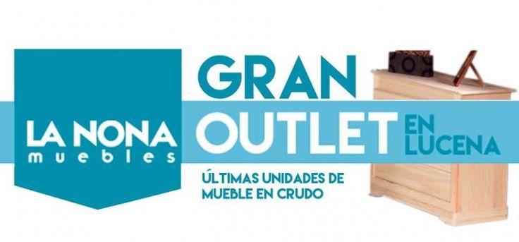 GRAN OUTLET DEL MUEBLE CRUDO en  La Nona Muebles