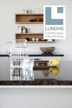 The Natural Stone Specialist - Latest Issue - Pisani open day on 4 September will see pre-launch of Lundhs brand granites