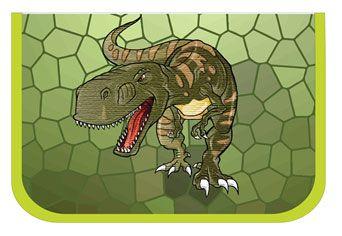 Пенал без наполнения Belmil Dino 335-72/507 - заказать по привлекательной цене в интернет-магазине Канцеляркин
