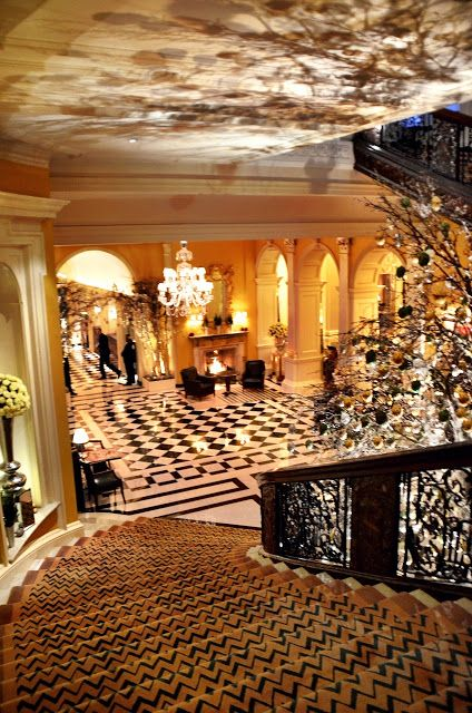 Claridge's - love it, nowhere compares!