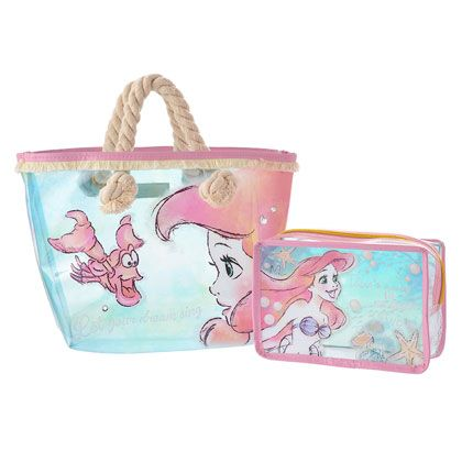 Spa bag Ariel & Sebastian