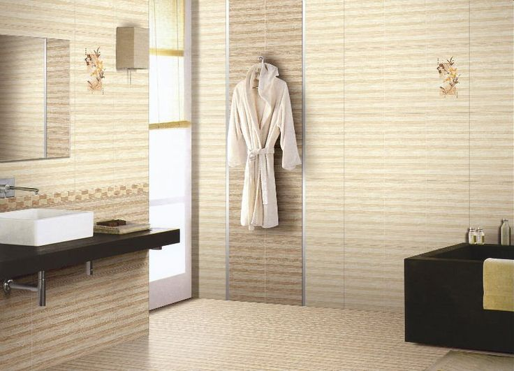 small bathroom tile ideas brown stripped tiles white wash basin cream bath suit black bath up dickoattscom bathroom designs inspiration pinterest