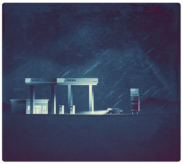 Way to home on Behance