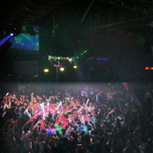 Nightlife at Limelight - Milan