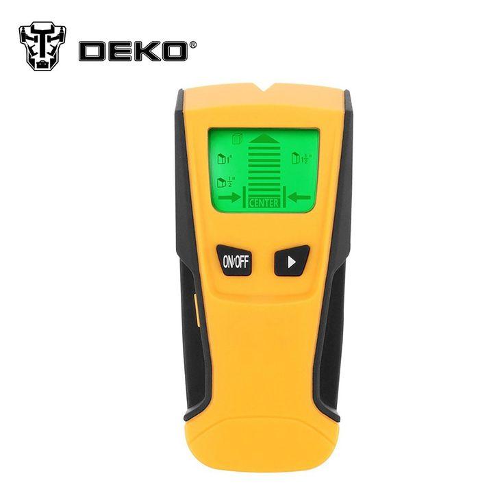 $18.90 (Buy here: https://alitems.com/g/1e8d114494ebda23ff8b16525dc3e8/?i=5&ulp=https%3A%2F%2Fwww.aliexpress.com%2Fitem%2FDEKO-Stud-Center-Finder-Metal-and-AC-Live-Wire-Detector%2F32741302898.html ) DEKO  Stud Center Finder Metal and AC Live Wire Detector for just $18.90