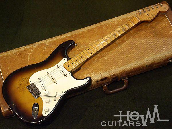 Fender USA Stratocaster 1956 Sunburst ★PRICE REDUCED!!★