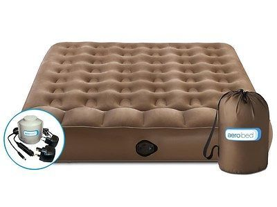 4ft6 #double #aerobed active #camping inflatable air bed,  View more on the LINK: 	http://www.zeppy.io/product/gb/2/112013127694/