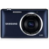 Samsung released its series of smart cameras, with ST72 being one of them. The camera offers amazing features of that of a top-line camera at quite a competitive cost. It has a compact and precise design with a 0.7inches wide slim body that can fit in your little jacket's pocket, and is available in four decent colors namely, White, Red, Purple and Dark Blue.