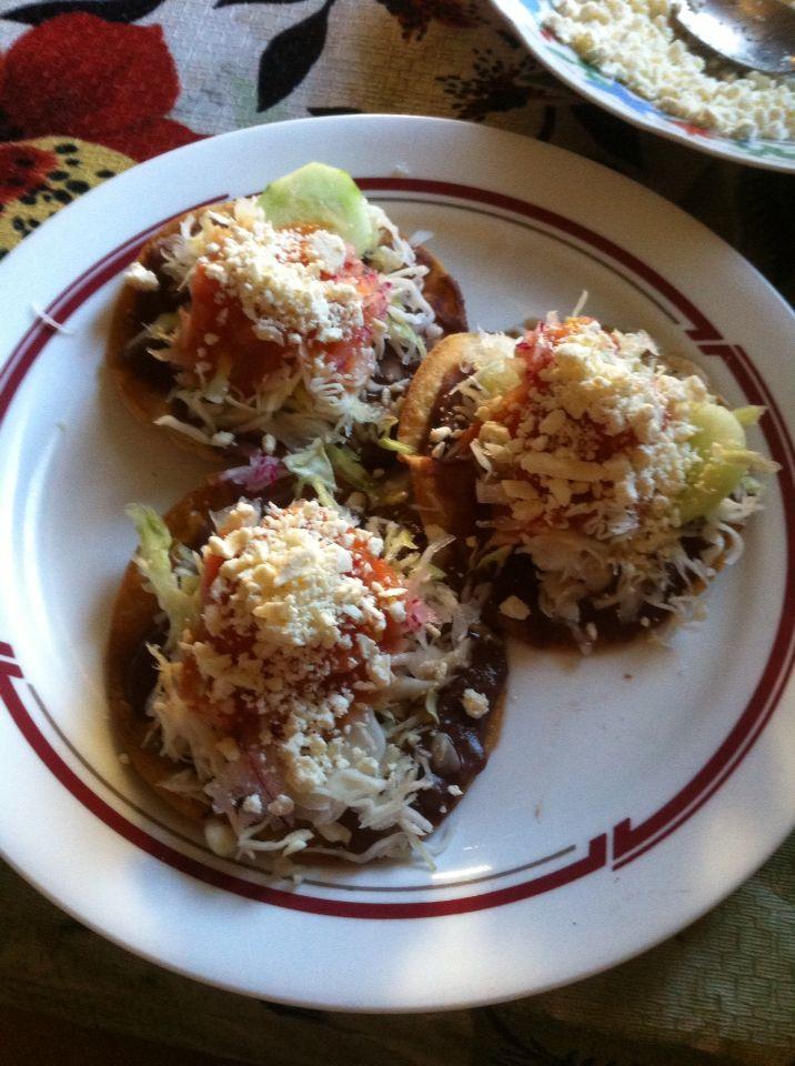 enchiladas de frijol
