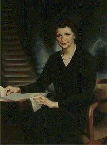 March 4,1933: Frances Perkins was appointed United States Secretary of Labor, making her the first female Cabinet member in U.S. history.