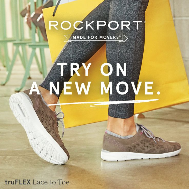 Be sure to stop by tomorrow to try on great spring styles from Rockport  Cobb Hill