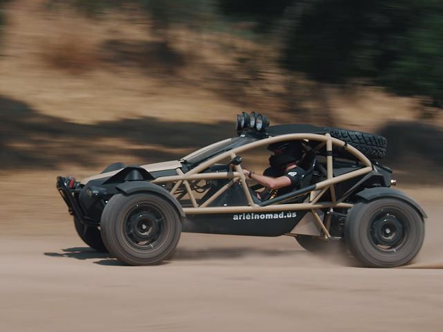 Ariel Nomad – The Crazy Off Road Version Of Ariel Atom Ariel Nomad is probably the most insane off-road version of a car that you will ever see. Being the extension of Atom, this vehicle is not afraid of getting dirty! Nomad is powered by a 2.4-liter Honda engine, which delivers 235 hp and 221 Nm torque. This is enough to get the car reach the first...