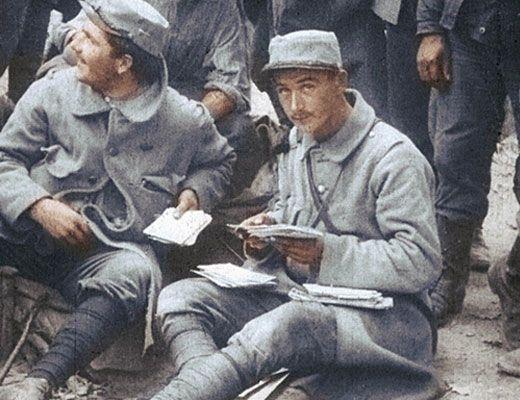 Apocalypse : la Première Guerre mondiale - Rage