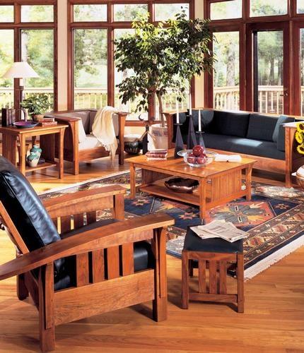 43 best Stickley Mission Furniture images on Pinterest