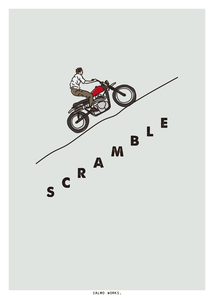 1852 best images about scramblers on pinterest
