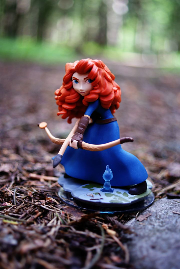 Disney Infinity Merida - Disnerd dreams