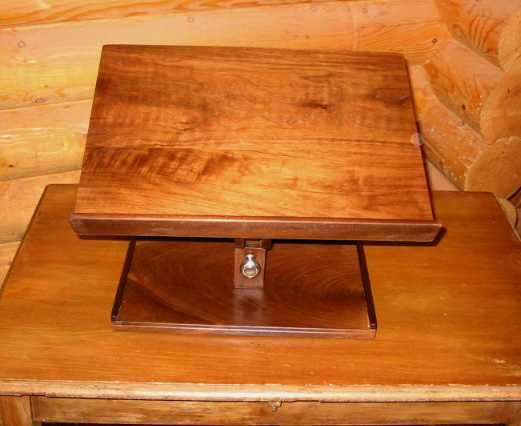 adjustable desk top book stand , dictionary stand, bible stand or alter stand