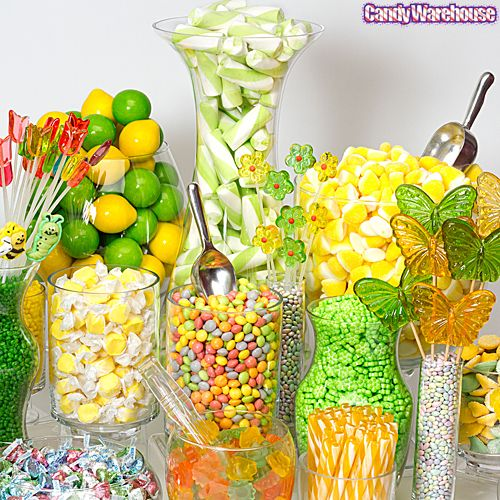 Spring Candy Buffet | Photo Gallery | CandyWarehouse.com Online Candy Store