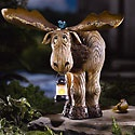 Bruce the Moose Bird Feeder & Lantern: Gift