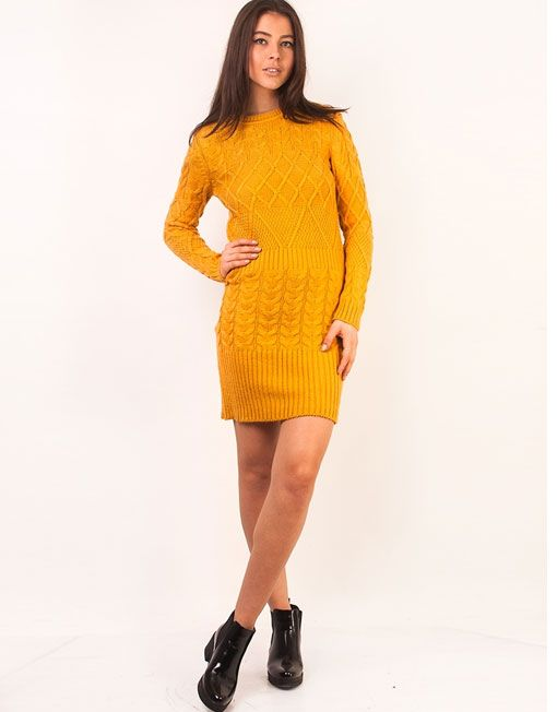 Rochie Stil Pulover - Outliers.ro