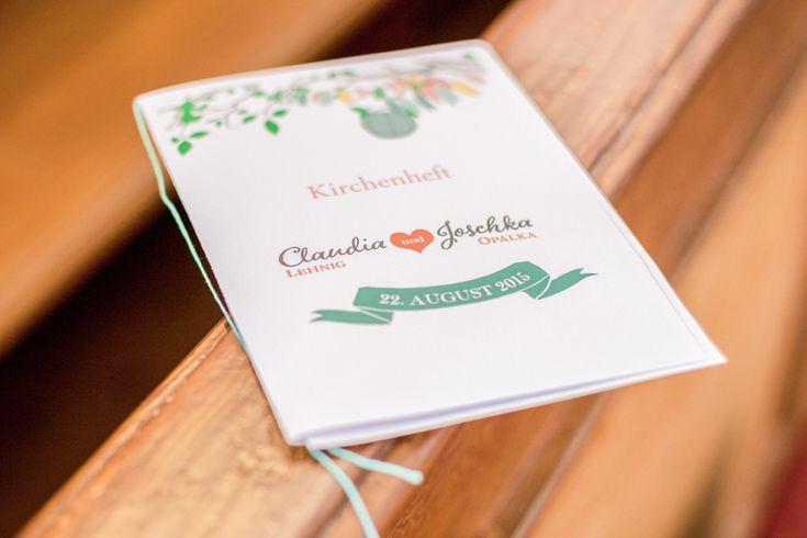 Bunte Sommerhochzeit im Vintage Stil   Hochzeitsblog The Little Wedding Corner