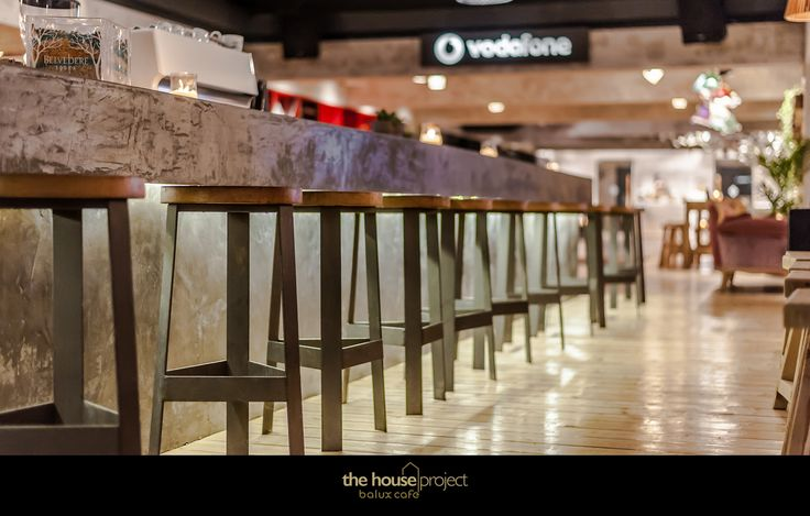 Balux Cafe:The House Project bar section #glyfada #balux #athensriviera