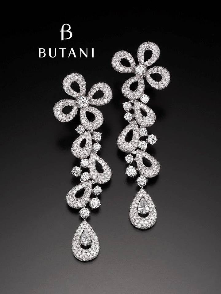 The morning dew captured in diamonds #Butani #ButaniJewellery
