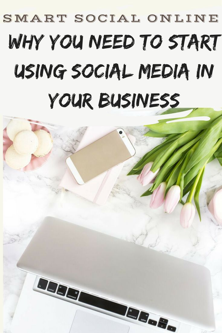 find out why every business should be using social media and how it can help you today