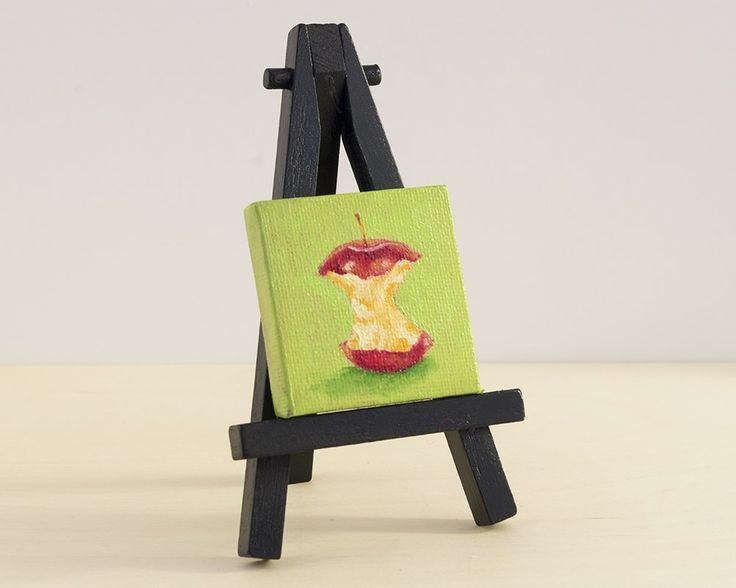 The 42 best Mini easels and paintings images on Pinterest   Mini ...