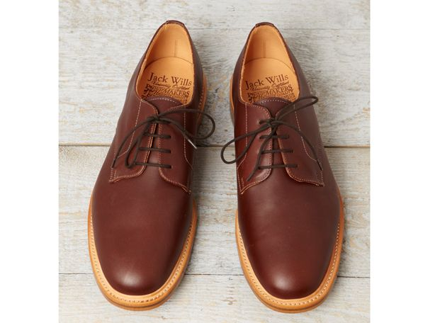 Shoe Porn: Jack Wills Leather Derby