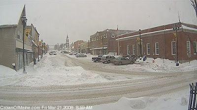 Caribou Maine Weather