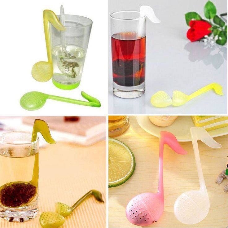 Music Notes Tea Infusers >Stylish Eve | All Kinds of Cute,Pretty ...