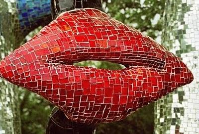 Niki de Saint Phalle - Tarot Garden Il Giardino dei Tarocchi