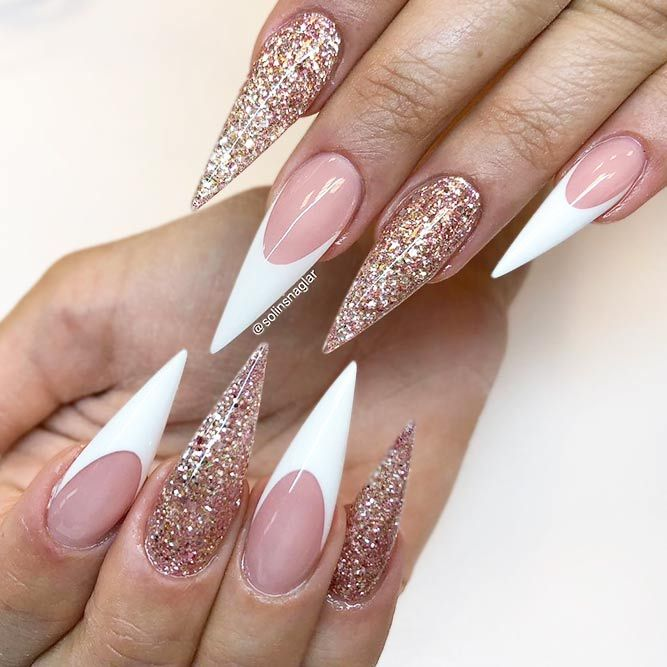 Best Stiletto Nails Designs, Ideas, Tips, For You – Nageldesign
