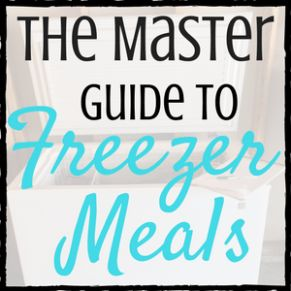 How Meal Planning Should Start: Taking a Household Inventory Part 2: The Master Guide to Freezer MealsThis is Part 2 of a series of posts that explainin detail how I stock my deep freeze every 3 months. Here are links to other posts in this series:Part 1: Stock Your Freezer, Not Your