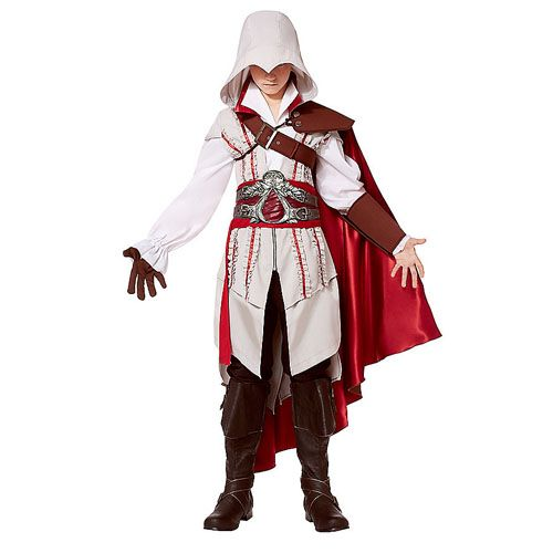 Image result for assassin kids halloween suit