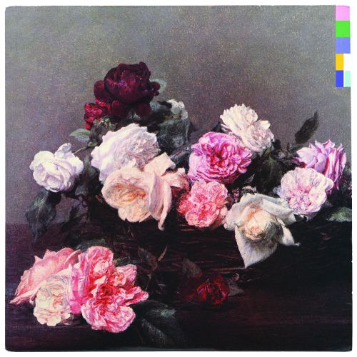 Power, Corruption & Lies, New Order Design: Peter Saville Associates