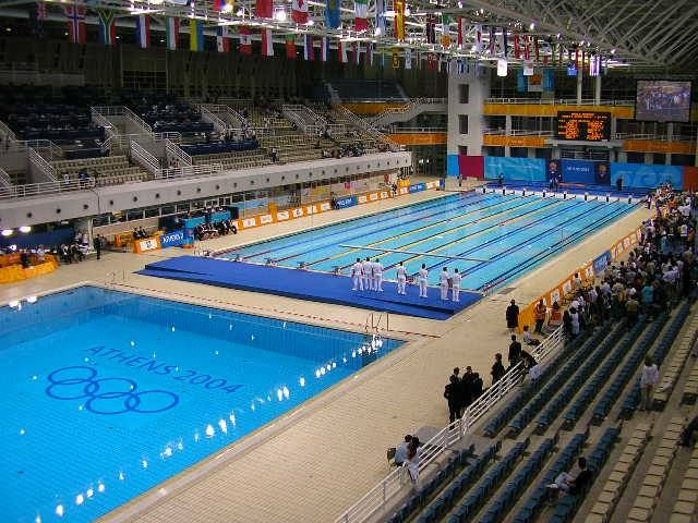 Did you know that Petridis Water Technologies was in charge of the 2004 #Olympic #swimming #pool #water quality?