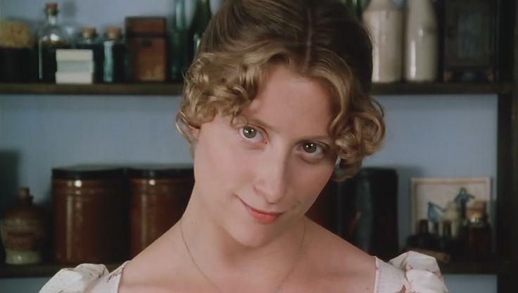 "Susannah Harker as Jane Bennet in ""Pride and Prejudice"""