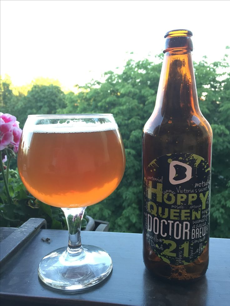 Hoppy Queen 21 - DoctorBrew, 2015.07.02
