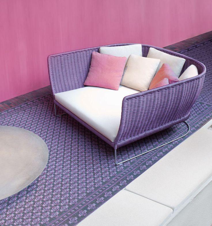 Amplia gama de colores para elegir el proyecto de mobiliario de exterior.