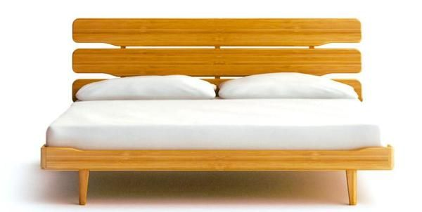 Buy Greenington Modern Bamboo Currant California King Platform Bed G0027CKCA G0027CKBL Online Free Shipping No tax