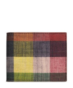 plaid wallet -  so cool