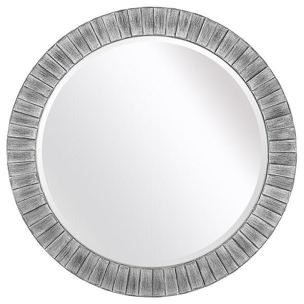 34 inch round mirror
