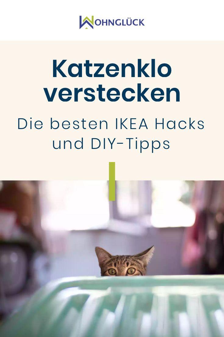 Katzenklo verstecken: Die besten IKEA Hacks und DIY-Tipps